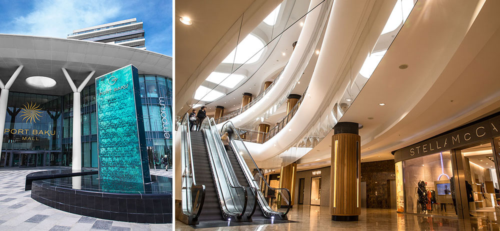 About The Address Of Luxury Shopping In Baku