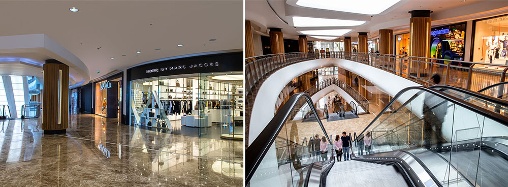 Opening Hours The Address Of Luxury Shopping In Baku